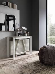 trek extending console table contract furniture store