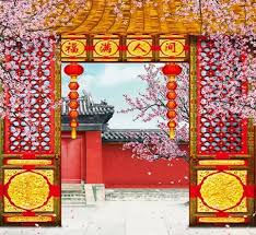 wedding backdrop china fortune garden scenic fotographical backdrops for