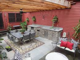 Outdoor Kitchen Furniture - cool and nice concept of houzz outdoor kitchen design homesfeed