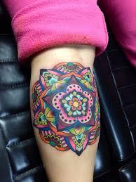 101 mandala tattoo designs for girls to feel alive