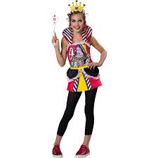 Halloween Costume Tween Girls Alice Wonderland