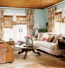 Natural Bamboo Blinds Living Room With Curtains And Bamboo Blinds Natural Exotic