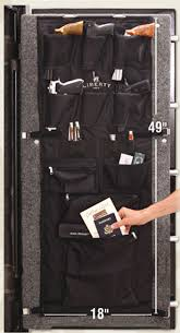Stack On 18 Gun Cabinet by Liberty Safe Door Panel Organizer 10585 20 23 25 16 Off
