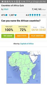 africa map 54 countries how many countries can you identify on a map quora