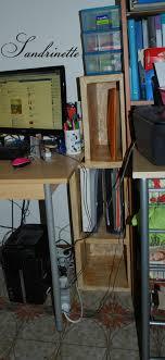 mettre sur le bureau meuble pour mettre à côté de mon bureau en sandrine dans