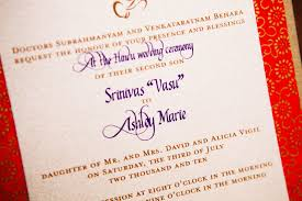 hindu wedding invitations templates kissy s hindu wedding invitation cards