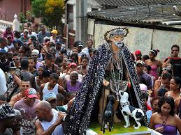 cuba s fascinating babalú ayé procession honors and