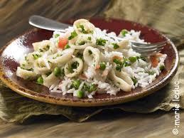 cuisiner le calamar anneaux de calmars ail et persil recette simple une autre cuisine