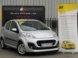 find peugeot used peugeot 107 cars for sale in wokingham berkshire motors co uk