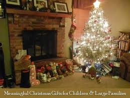 ask meaningful gift ideas for children large families