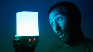 somneo sleep and wake up light review wake up light alarm clock by tsumbay review youtube