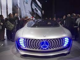 mercedes autonomous car mercedes denies claim its driverless car will prioritize driver