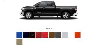 Toyota Interior Colors 2016 Toyota Tundra Exterior And Interior Color Options