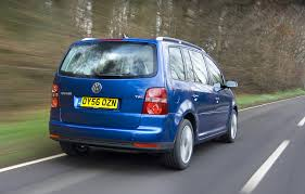 volkswagen touran estate review 2003 2010 parkers