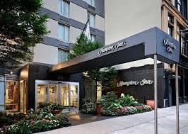 hampton inn chelsea hotel near west village