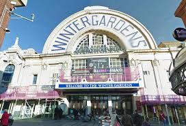 Winter Gardens Blackpool Postcode - shocking moment u0027drunk u0027 magician falls 25ft while u0027monkey barring