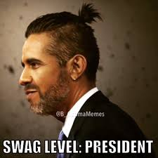 Long Hair Dont Care Meme - obama memes on twitter swag level president presidentobama