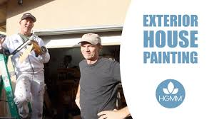how to prep and paint the exterior of your home youtube