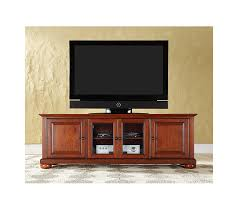 Crosley Tv Stands Amazon Com Crosley Furniture Alexandria 60 Inch Low Profile Tv