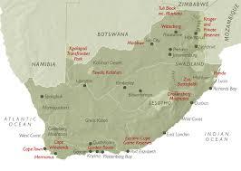 africa map kalahari map of south africa safari consultants