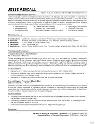 resume format information technology resume format for desktop support engineer awesome technical