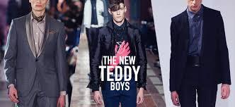 Teddy Boy Drape Teddy Boy Men U0027s Style Menswear Fashion Trend