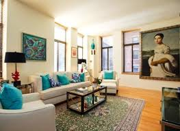 Turquoise Living Room Decor Living Spring Living Room Makeover1 Turquise Living Room Decor