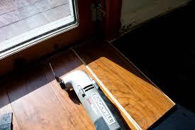 Laminate Floor Trim Home Improvement Laminate Floor Installation Project Ii Work Space