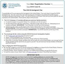 immigrant fee payment tips on finding your a number and dos case