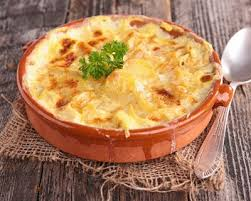 cuisine az tartiflette recette tartiflette au poulet et au parmesan facile rapide