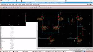 virtuoso layout design basics design of two stage operational lifier op part 8 simulation