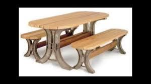 Kidkraft Outdoor Picnic Table by Picnic Table Kit Sand 2x4basics 90182 Youtube