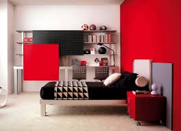 Black And White And Red Bedroom Black And Red Bedroom Interior Design 15 Pleasant Black White And