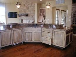 Crackle Paint Kitchen Cabinets How To Paint Stained Kitchen Cabinets Frequent Flyer
