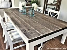 farmhouse table also with a large farmhouse dining table also with