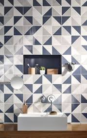 Tile Bathroom Wall Ideas Best 25 Blue Bathroom Tiles Ideas On Pinterest Blue Tiles