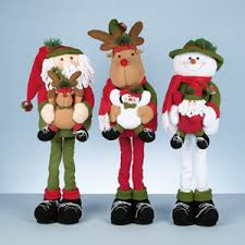 Buy Cheap Christmas Decorations Uk by Cheap Premier Plush Standing Characters Online Buy Christmas