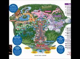 Disney Map Disney World Map Magic Kingdom Scrapsofme Me