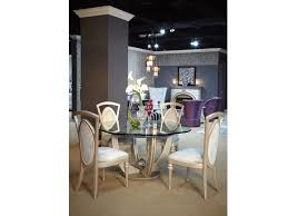 60 round glass dining table cristal beige 60 round glass dining table set shop for affordable