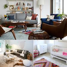 Cheap Area Rugs Nyc by How To Layer Area Rugs In Your Home Popsugar Home