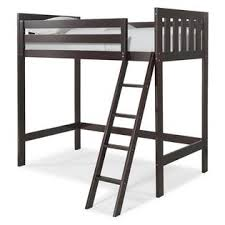 Canwood Bunk Bed Canwood Lakecrest Loft Bed Espresso