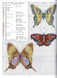 810 best cross stitch flying animals 2b images on