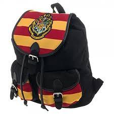 harry potter hogwarts knapsack backpack amazon co uk kitchen u0026 home
