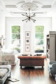 Style A Brooklyn Brownstone MyDomaine - Brownstone interior design ideas