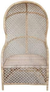 charley rattan chair
