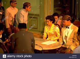 painet hk2960 indonesia royal wedding solo java palace malaysia
