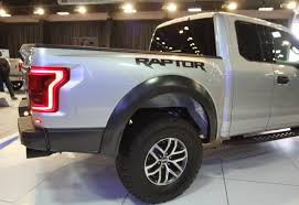 Ford Raptor Truck Colors - confirmed the 2017 ford f 150 raptor makes 450 horsepower