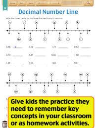 decimal worksheets 4th grade u0026 and subtracting decimals worksheets