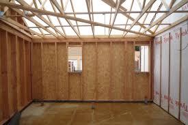maison bois interieur interieur maison ossature bois u2013 maison moderne