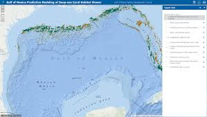 Gulf Of Mexico On Map by Gulf Council Portal